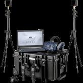 Professionele VR Flightcase met Trolley (15 inch)
