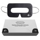 Universele VR maskers met Opbergdoosje (100 stuks, zwart)