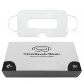 [vanaf 100 stuks] Witte Universele VR maskers met Opbergdoosje
