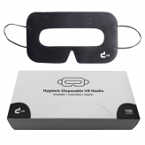 [vanaf 100 stuks] Zwarte Universele VR maskers met Opbergdoosje