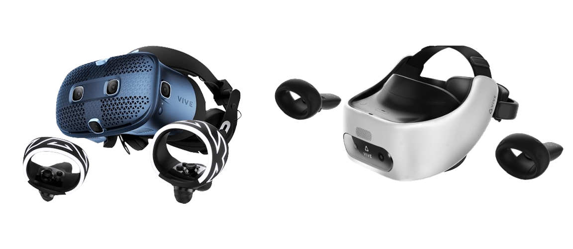 HTC Vive Cosmos, HTC Vive Focus Plus