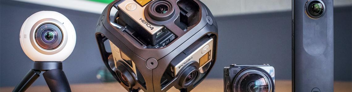 360 graden camera banner
