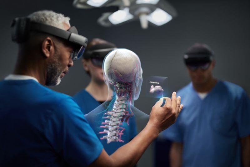 HoloLens 2 job
