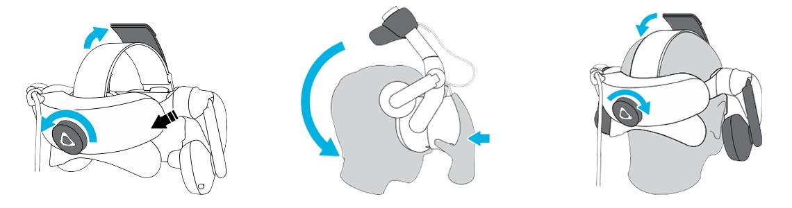 unboundvr-headset-aanpassen
