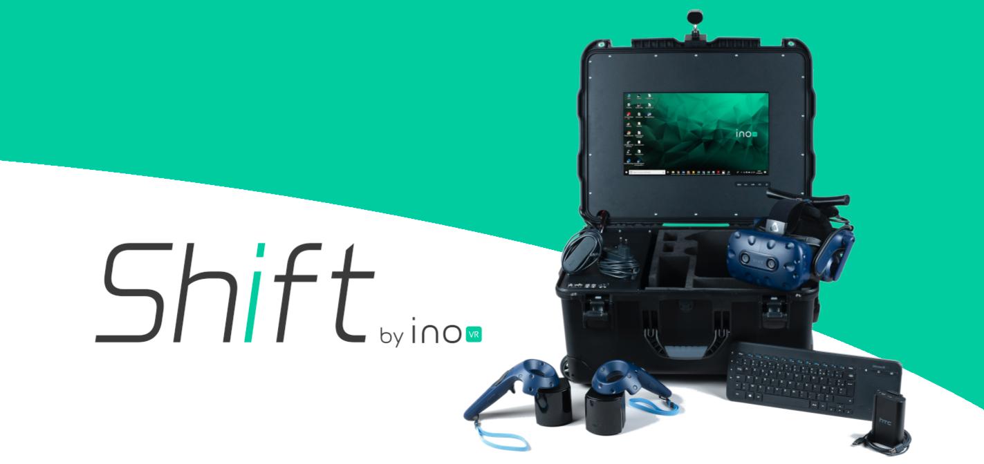 Ino-VR Shift Banner