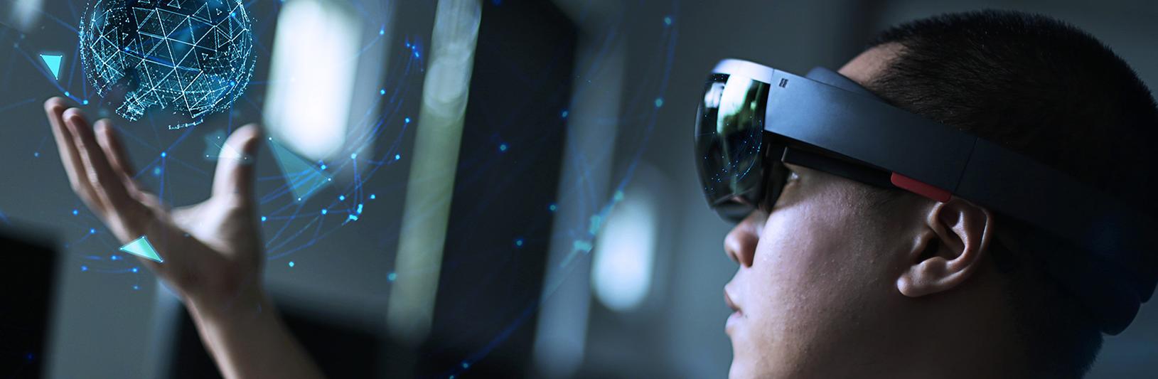 VR AR headset