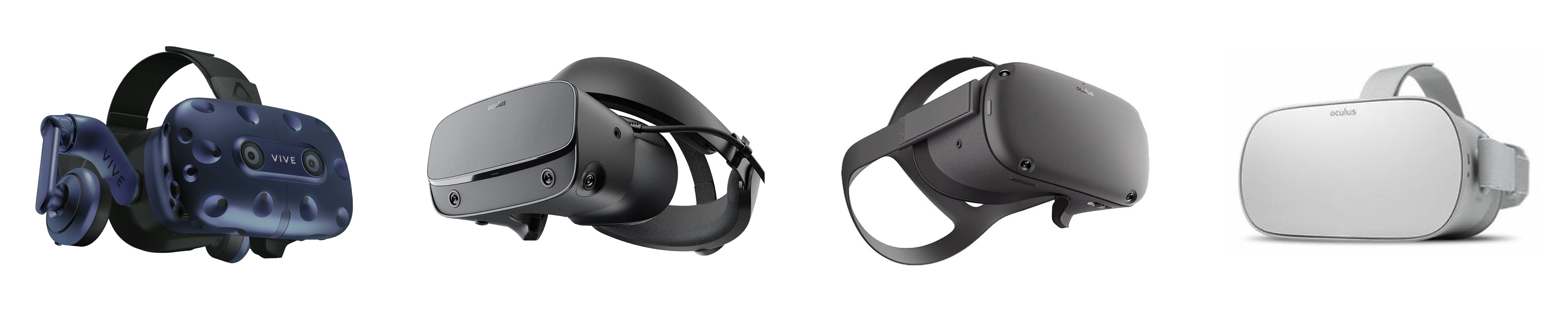 HTC & Oculus Headsets
