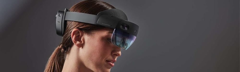 Microsoft HoloLens 2 banner