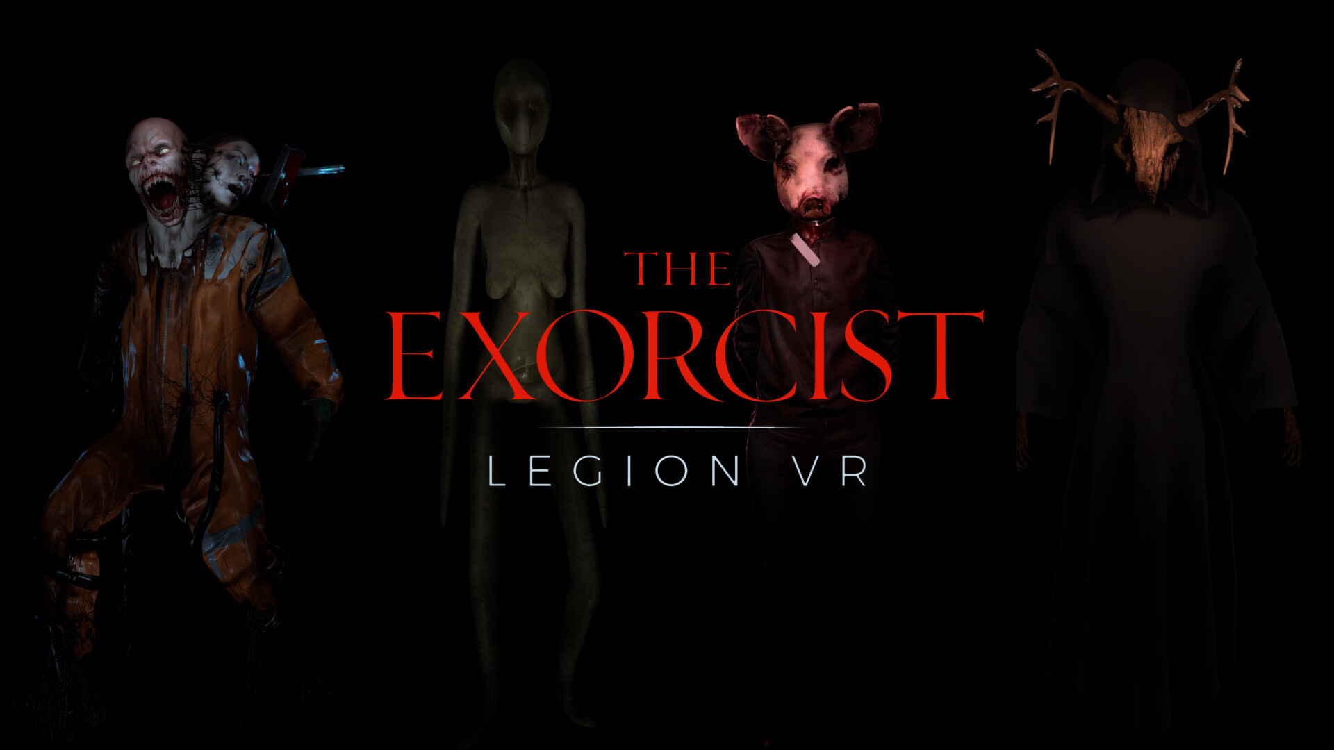 The Exorcist: Legion VR